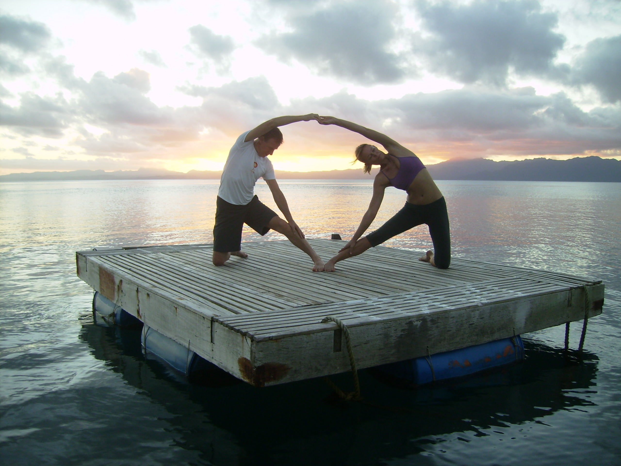 Yoga in Fiji